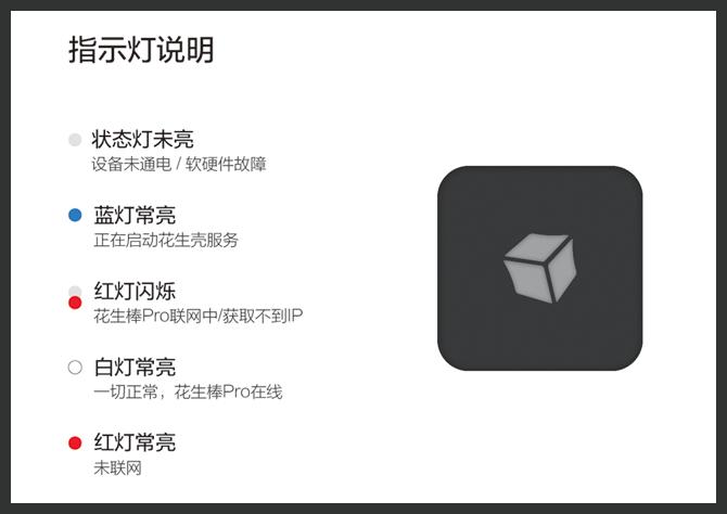 花生壳盒子(花生棒Pro)无线上网使用教程